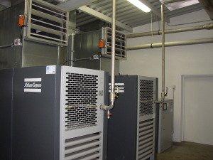 Drucklufttechnik Kompressoren